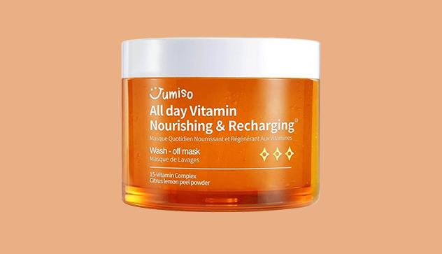 Jumiso Vitamin Nourishing & Recharging wash-off mask