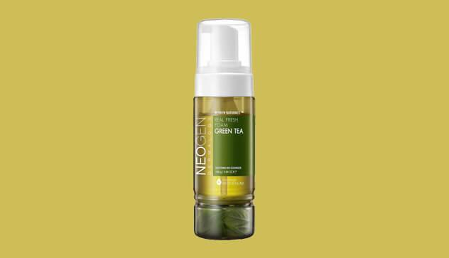 Neogen Real Fresh Foam Cleanser Green Tea