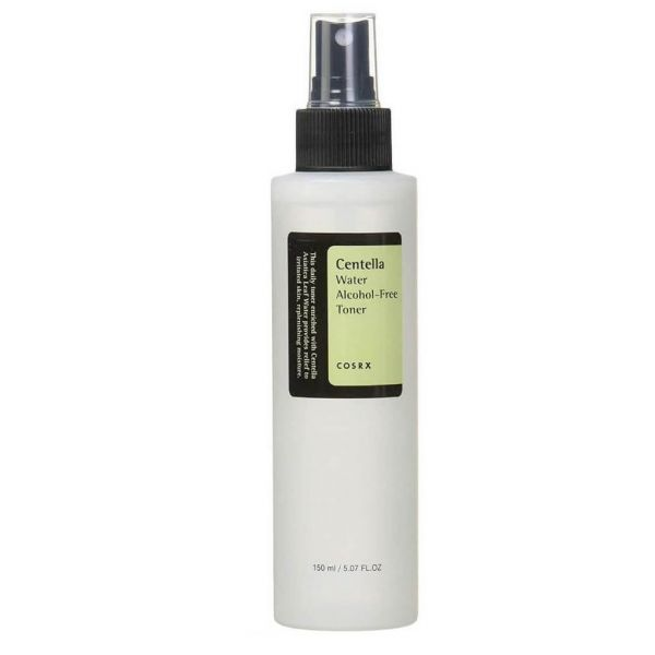 This Cosrx Centella Water Alcohol Free Toner helps to provide relief to irritated and sensitive skin.