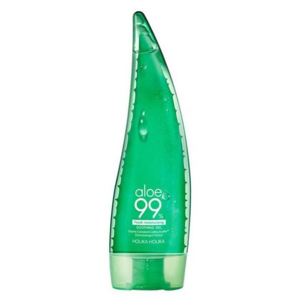 This Holika Holika Aloe Soothing Gel is a moisturising and soothing gel that helps to calm and soothe irritated skin.