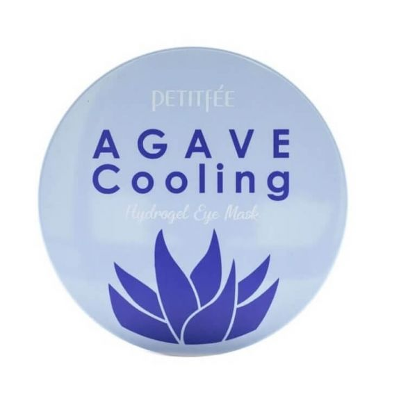 Petitfee Agave Cooling Hydrogel Eye Mask cools, soothes, nourishes, calms and refreshes tired puffy eyes.