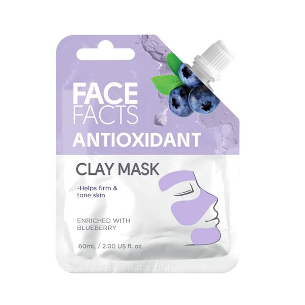 Nourish and brighten your skin with our Antioxidant clay mask.