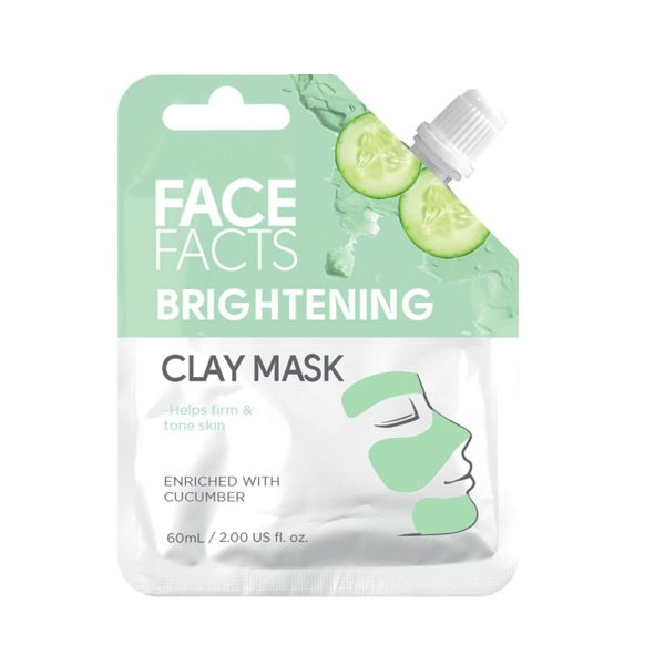 Cleanse and rejuvenate your skin with this Brightening clay mask.