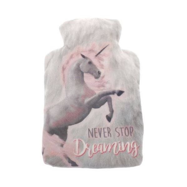 A luxury wheat filled snugg warmer with a relaxing lavender scent in full unicorn design. Relieves aches, pains and tension.